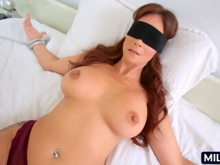 blindfolded thick